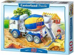 Castorland Puzzle Míchačka 60 dílků