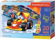 Castorland Puzzle Závod formulí 20 maxi dílků