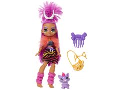 Cave Club panenka s dino zvířátkem Roaralai