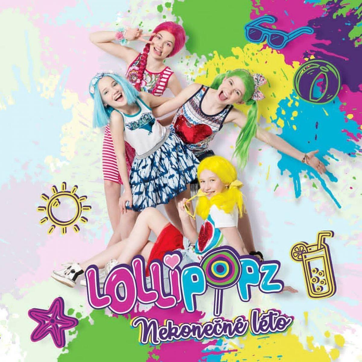 CD Lollipopz Nekonečné léto