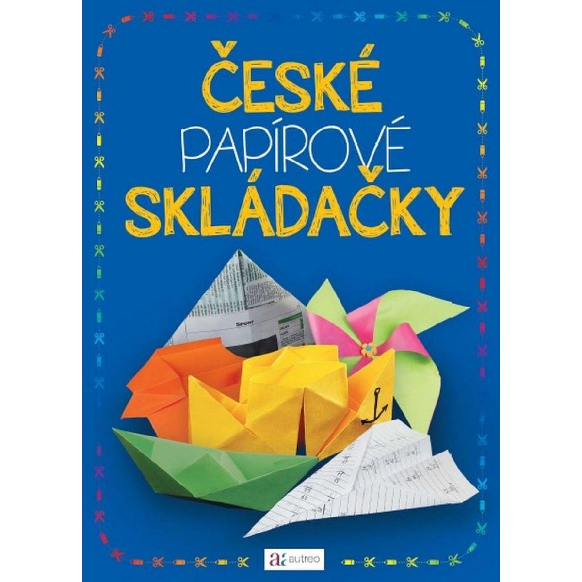 České papírové skládačky