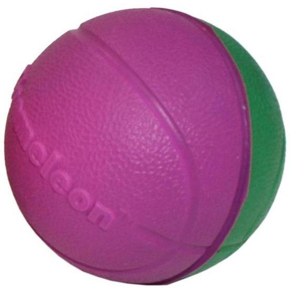 Chameleon basketbalový míč 6,5cm - Fialová zelená