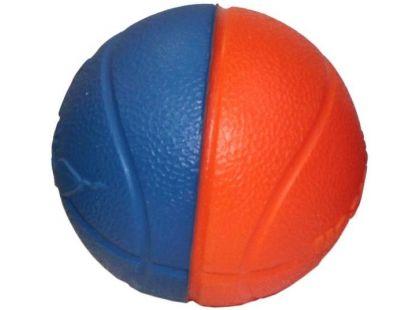 Chameleon basketbalový míč 6,5cm - Oranžová modrá