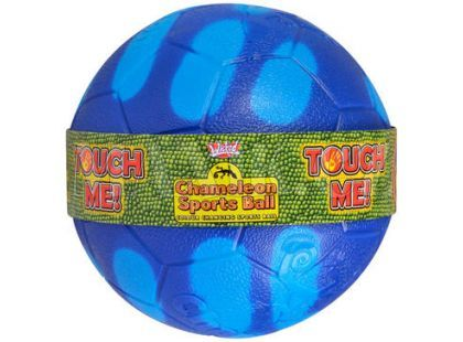 Chameleon fotbalový míč 6,5 cm - Modrá