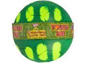 Chameleon fotbalový míč 6,5 cm - Zelená