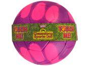 Chameleon fotbalový míč 6,5 cm - Fialová