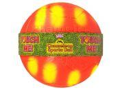 Chameleon fotbalový míč 6,5 cm - Oranžová