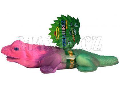 Chameleon Zvířátka z deštného pralesa - Jěštěrka