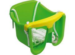 Chemoplast Houpačka Baby plastová Zelená