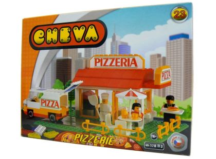 Cheva 23 Pizzérie - 173 ks