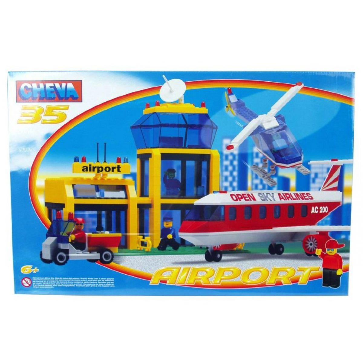 Cheva 35 Letiště - 438 ks