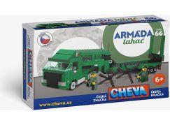 Cheva Stavebnice 66 Tahač plast 500ks