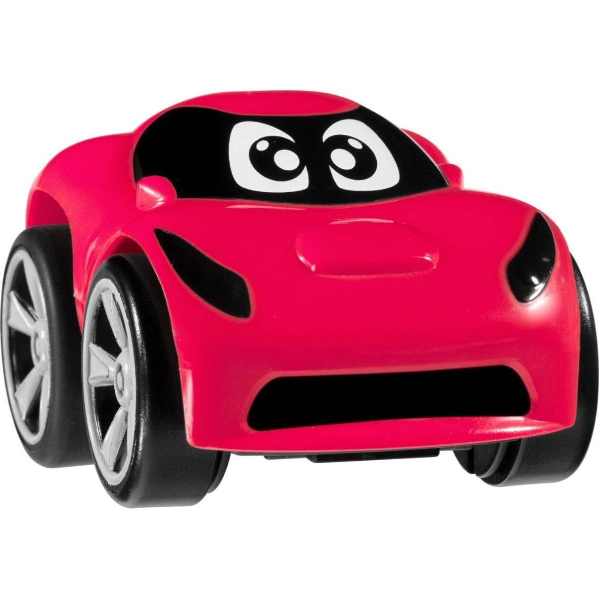 Chicco autíčko kaskadér Tomy - červené