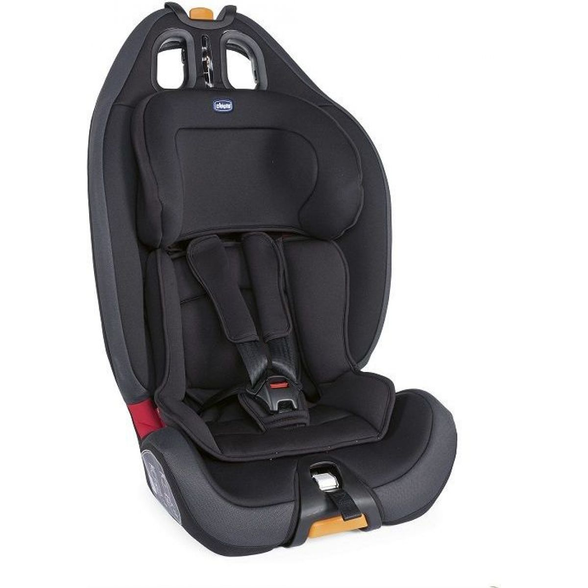 Chicco Autosedačka Gro-up 123 Jet Black 9-36kg