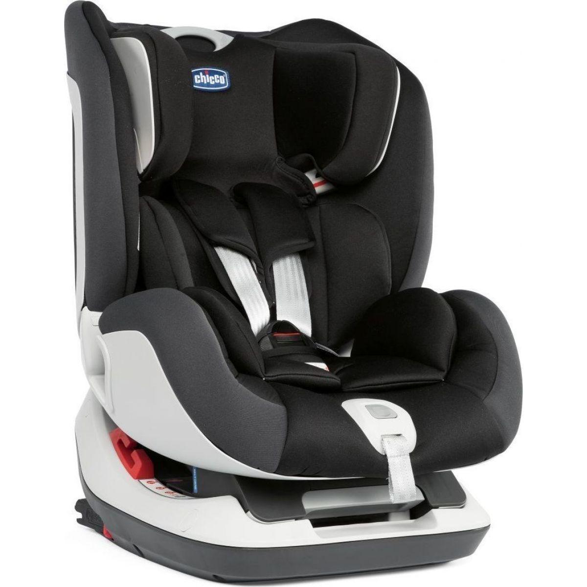 Chicco Autosedačka Seat UP Jet Black 0-25 kg
