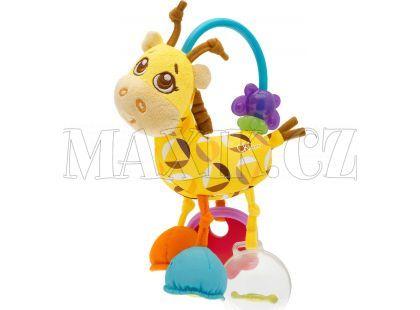 Chicco Chrastítko Žirafa