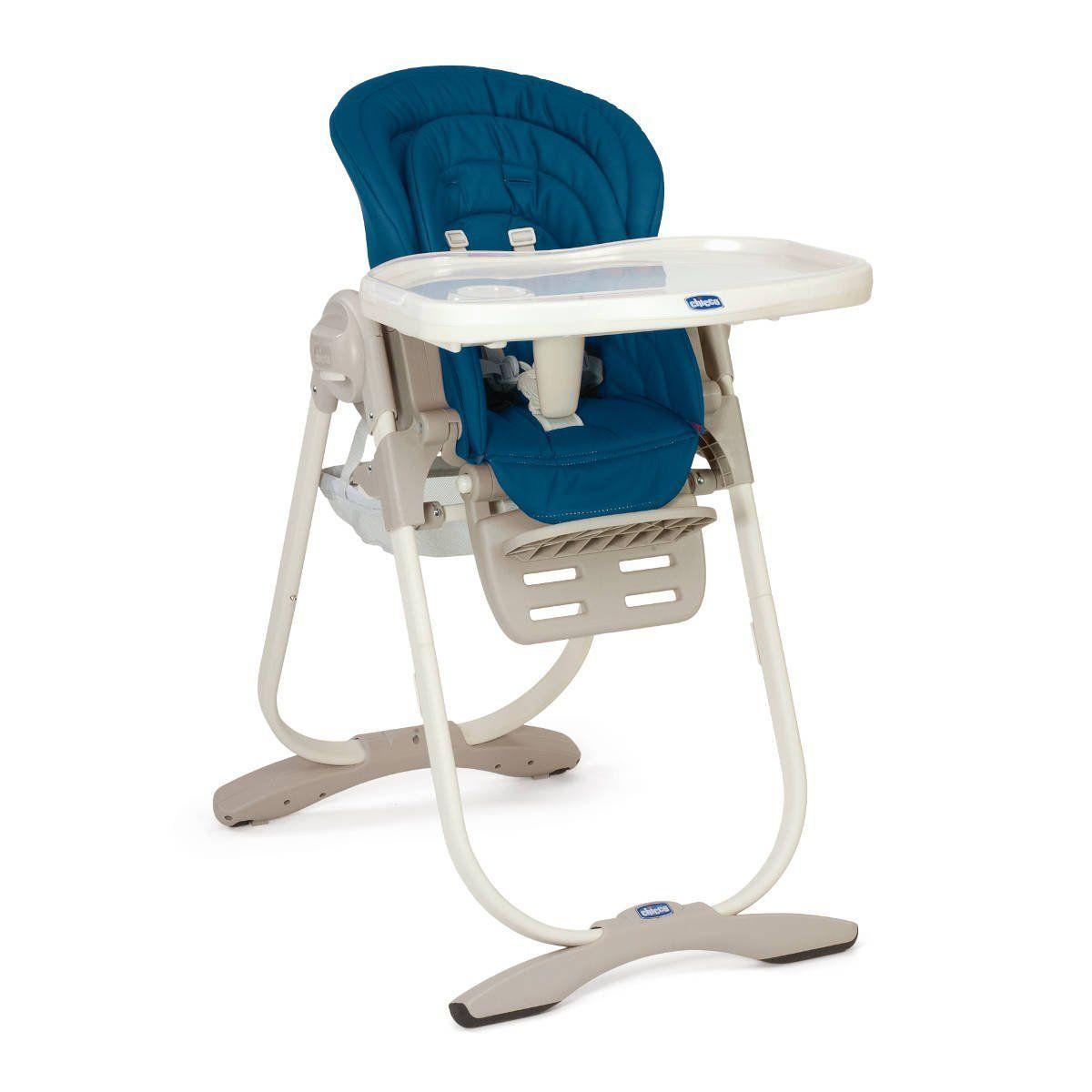 Chicco Židle Magic New Deep blue