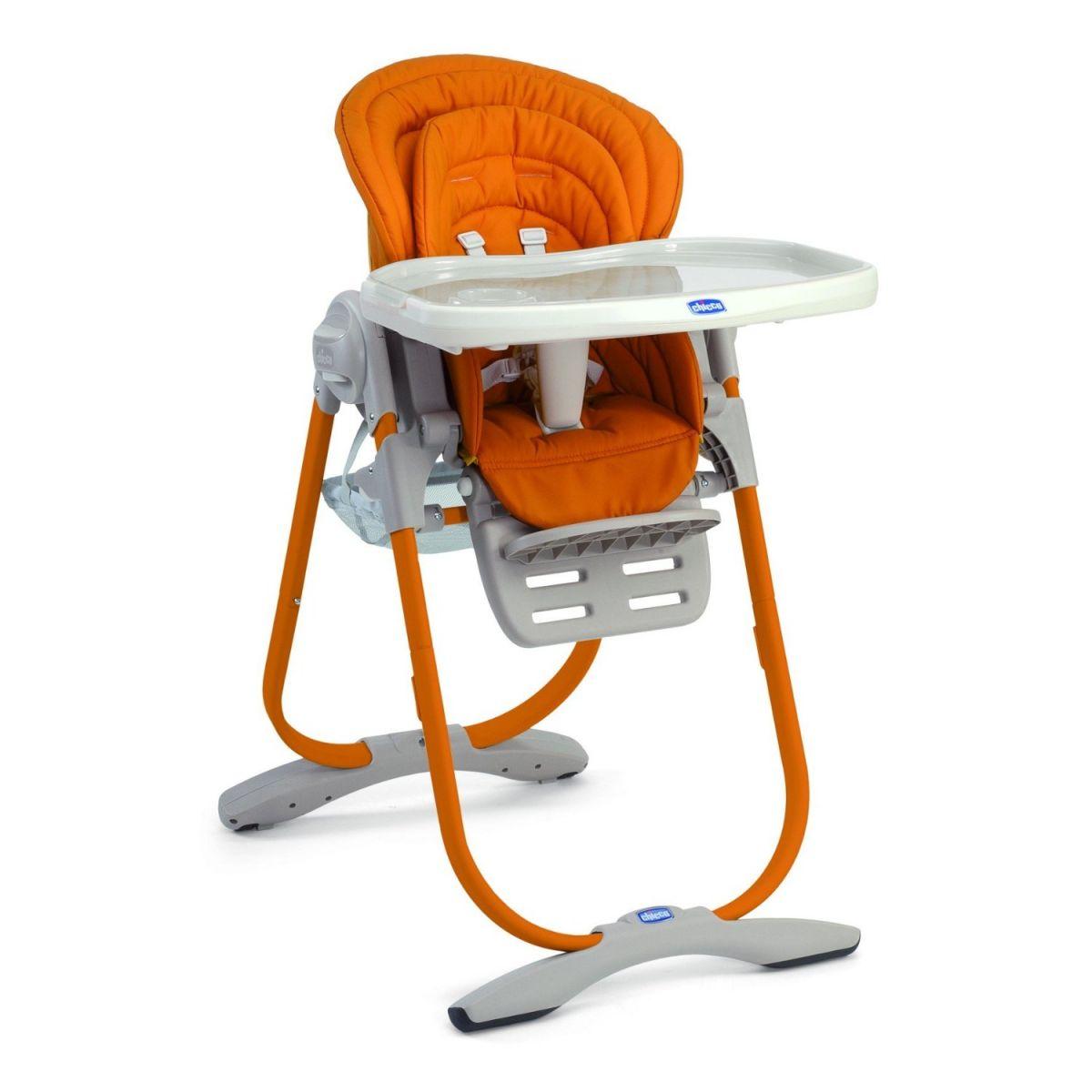 Chicco Židle Magic New Mandarino