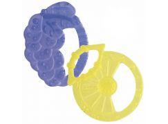 Chicco Kousátko Citron/víno 2ks