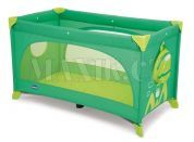 CHICCO Postýlka EASY SLEEP green jam