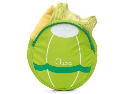 CHICCO Postýlka EASY SLEEP green jam