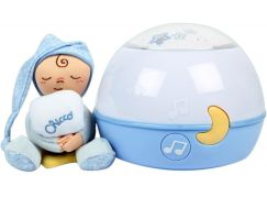 Chicco Projektor GoodNight Stars - modrý