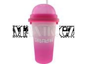Chillfactor Výroba ledové tříště Color change - Růžová