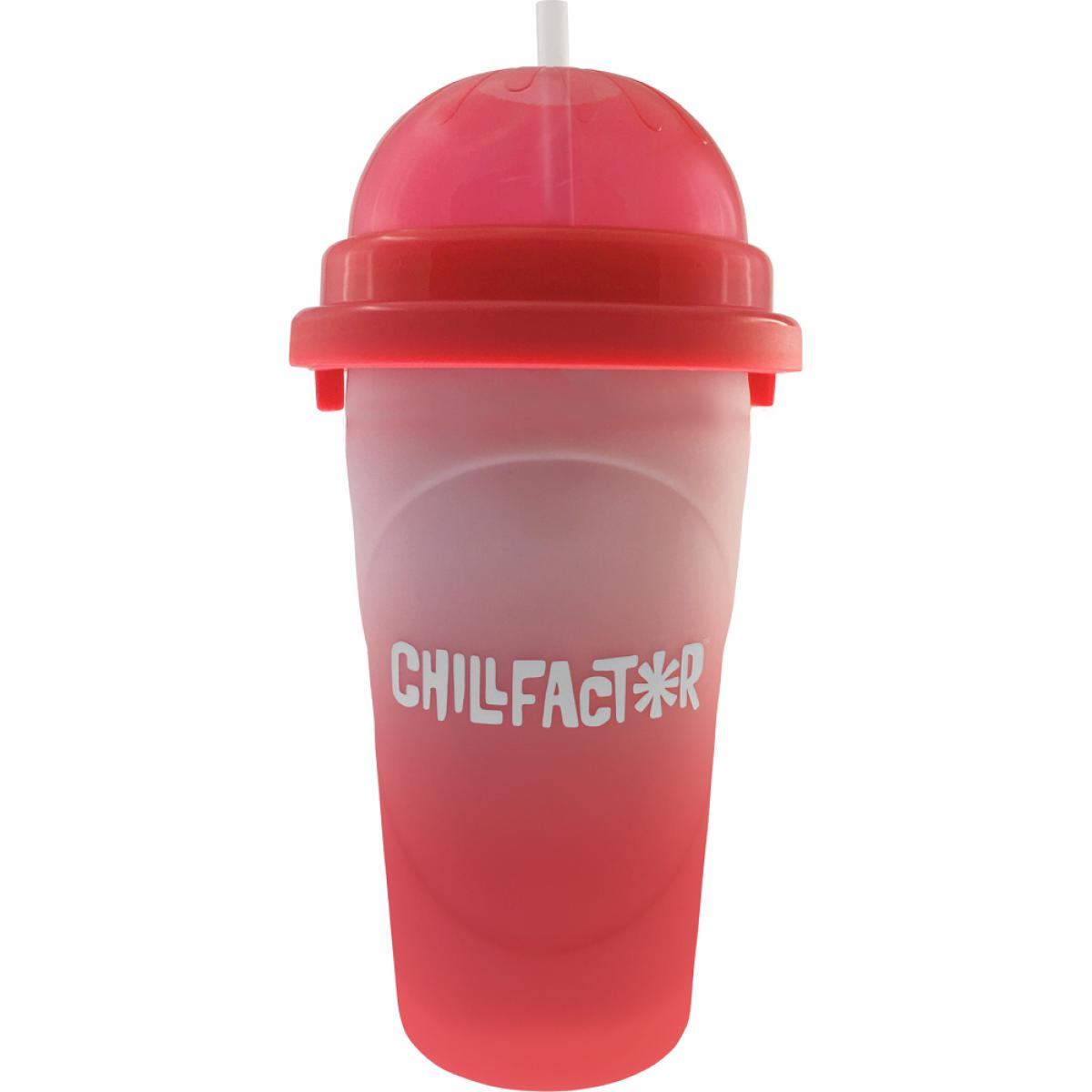 Chillfactor Výroba ledové tříště Color change - Červená