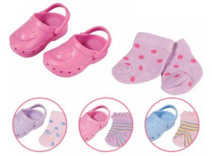 Chou Chou Botičky a ponožky - Poškozený obal