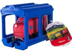 Chuggington Mašinka s garáží Wilson
