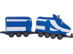 Chuggington Mašinka s vagónem Hanzo