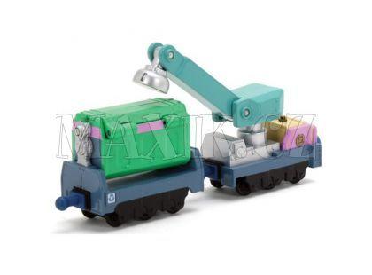 Chuggington Vagóny na odpad
