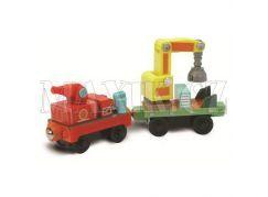 Chuggington Záchranářské vagóny dřevěné