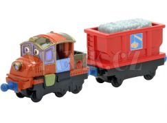 Chunggington Hodge s násypným vagónem