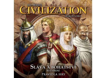 Civilizace: Sláva a bohatství - Rozšíření