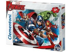 Clementoni Avengers Puzzle Supercolor 104 dílků