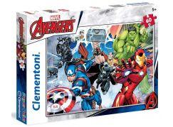 Clementoni Avengers Puzzle Supercolor 60 dílků