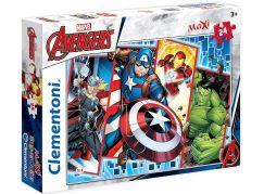 Clementoni Avengers Puzzle Supercolor Maxi 24 dílků