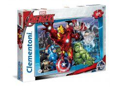 Clementoni Avengers Supercolor Puzzle 104d