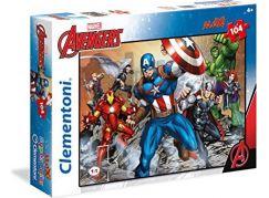 Clementoni Avengers Supercolor Puzzle Maxi 104 d