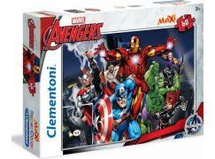 Clementoni Avengers Supercolor Puzzle Maxi 60d