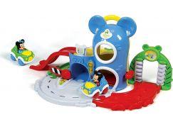 Clementoni Baby Mickeyho garáž