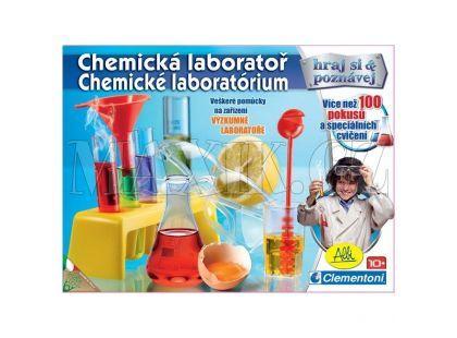 Clementoni Chemická laboratoř