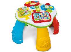 Clementoni Clemmy Baby Interaktivní stoleček - Poškozený obal
