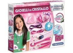 Clementoni Dětská laboratoř Výroba bižuterie