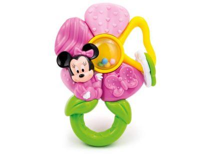 Clementoni Disney Chrastítko Minnie Kytička