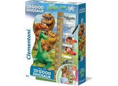 Clementoni Disney Double Fun Puzzle Good Dinosaur Maxi 30d