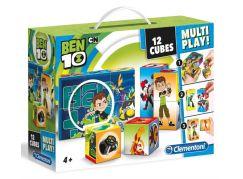 Clementoni Disney Kostky Ben 10 Multi Play 12 kostek