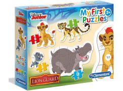 Clementoni Disney Lion Guard Puzzle 3+6+9+12