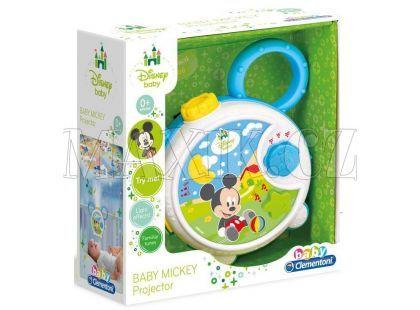 Clementoni Disney Mickey Dětský projektor
